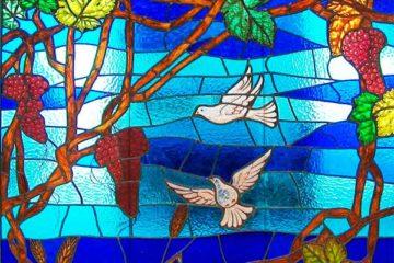 Diseño de vidrieras artísticas