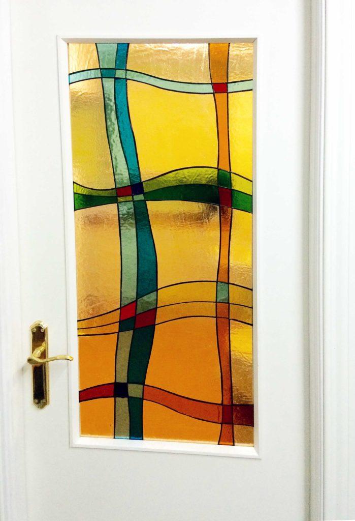 Diseño cristal Tiffany