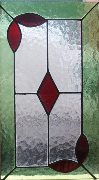 Diseño vidriera Tiffany