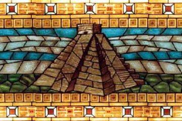 Vidrieras emplomadas para el Hotel Cuzco