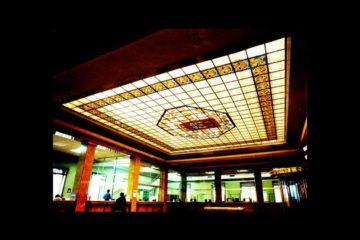 Diseño y fabricación de vidrieras de plomo para el Banco de España