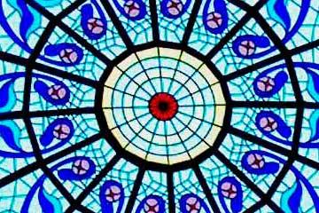 Fabricación y restauración de vidrieras para cúpulas