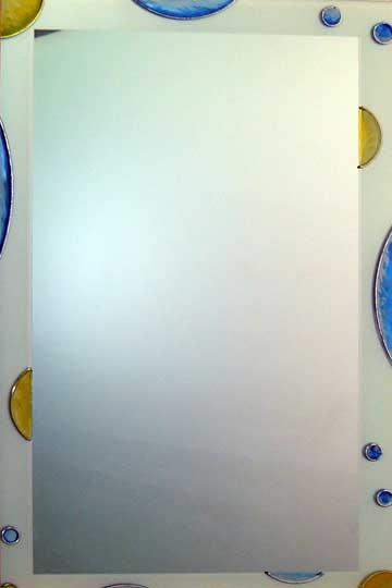 Espejos técnica Tiffany