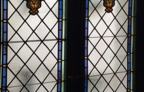 restauracion de vidrieras emplomadas
